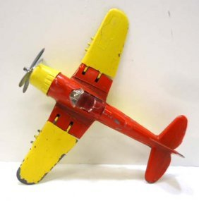Hubley Airplane