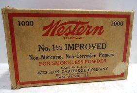 N.o.s. Western Cartridge Co. Primers