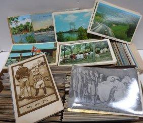 Several 1000's Postcards