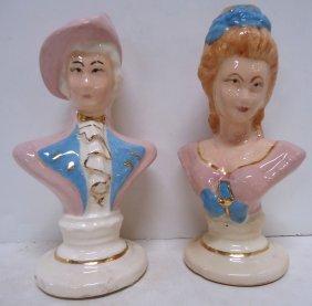 Pr. Corday Porcelain Busts
