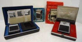 2- Remington Electric Shavers Orig. Boxes
