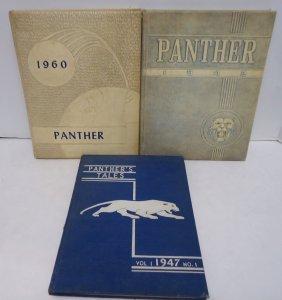 1947,48, & 60 University Of Tenn. Yearbooks