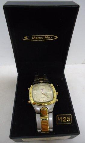 Marco Max Wrist Watch Nib