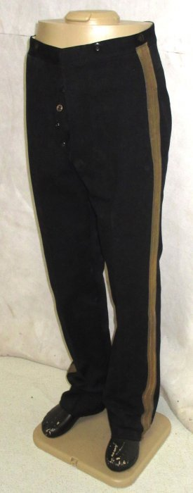 1906 Naval Acad. Trousers Of Adm. Spruance