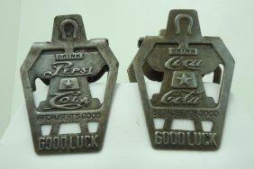 Coca Cola & Pepsi Cola Clips