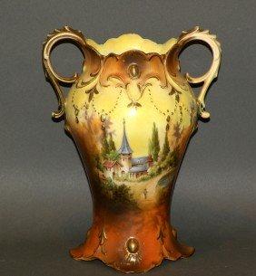 R.S. Prussia Vase