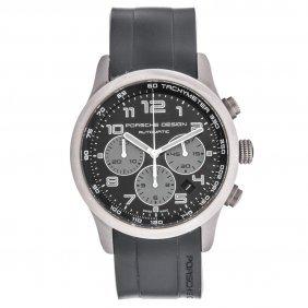 Reloj Porsche Design Tachymeter Caja En Titanio Y