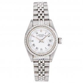Reloj Rolex Oyster Perpetual Date, Ca. 1990-1991 Caja