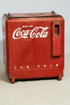 656 1936 coca cola westinghouse refrigerator machine lot 656 - Westinghouse and living ...