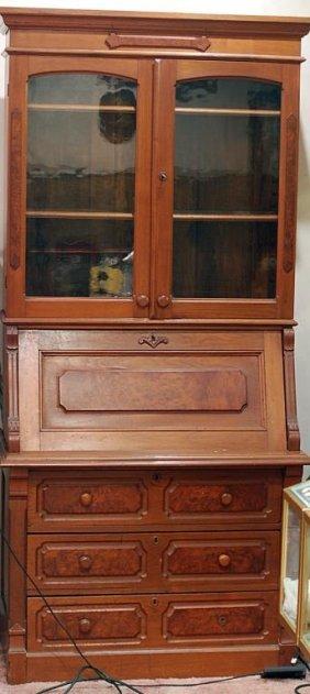 Victorian Slant Front Desk
