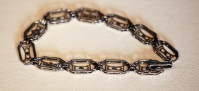 Vintage 1930's-1940's 14k Ladies Bracelet