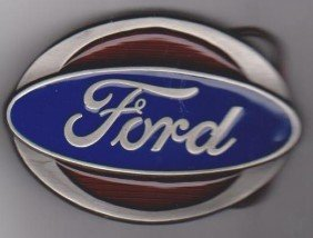 Handsome Ford Belt Buckle