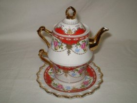 Fine Sorelle Teapot