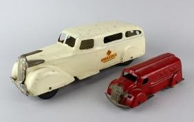 Wyandotte Ambulance And Delivery Van