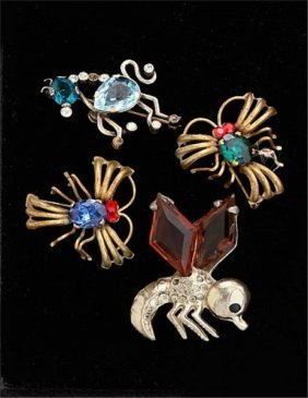 Animal Pins