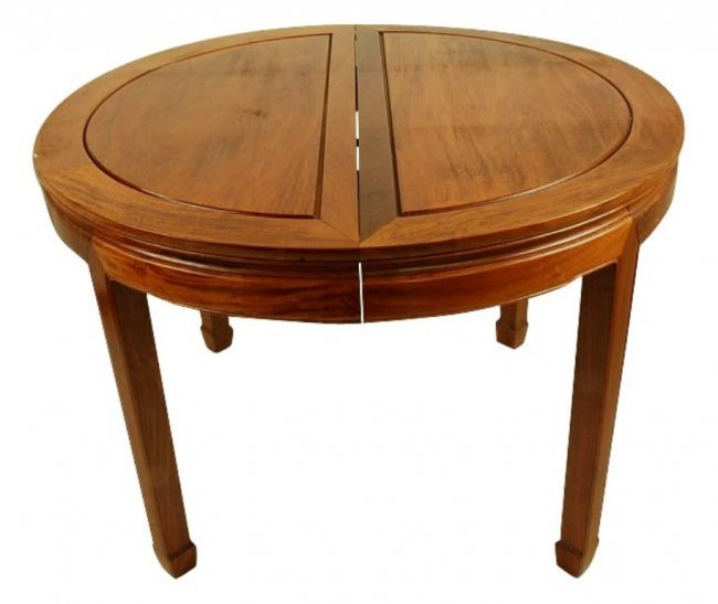 Chinese Dining Table Lot 355
