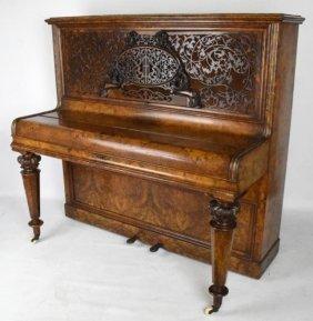 Collard & Collard Rosewood Upright Piano