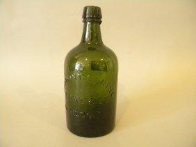 Vermont Spring Saxe & Co Bottle
