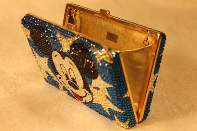 Kathrine Baumann Mickey Mouse Purse : Lot 296