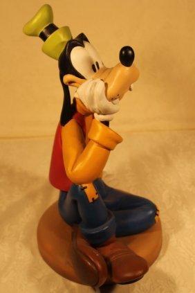 "Conrad Moroder ""goofy"" Sculpture"