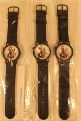 3 Wrist Watches