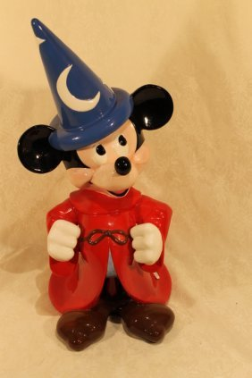 Vintage Disney Music Box By Schmid