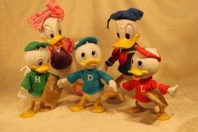 Donald, Daisy Duck & Family