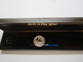 Vintage Bradley Mickey Mouse Watch