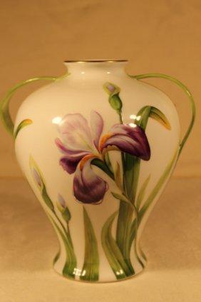 Herend Porcelain Vase