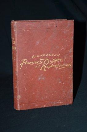Bartley Australian Pioneers
