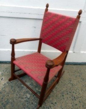 Shaker Child's Rocking Chair