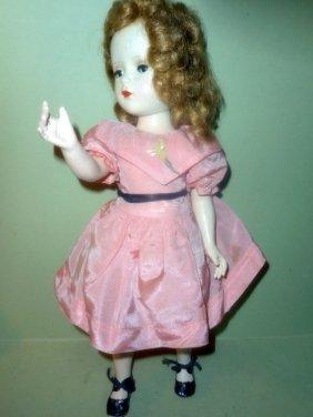 Walking, Head Turning Doll