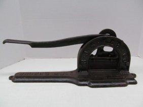 Vintage Rjr Tob Co (rj Reynolds Tobacco Co.) Brown Mule