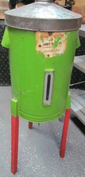Vintage Sears Farm Master Dairy Cream Separator