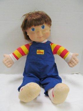 "Vintage (114) Classic ""my Buddy"" Doll ~ 21"" ~"