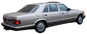 1987 Mercedes 300SDL  Approx. 265K Mileage Runnin