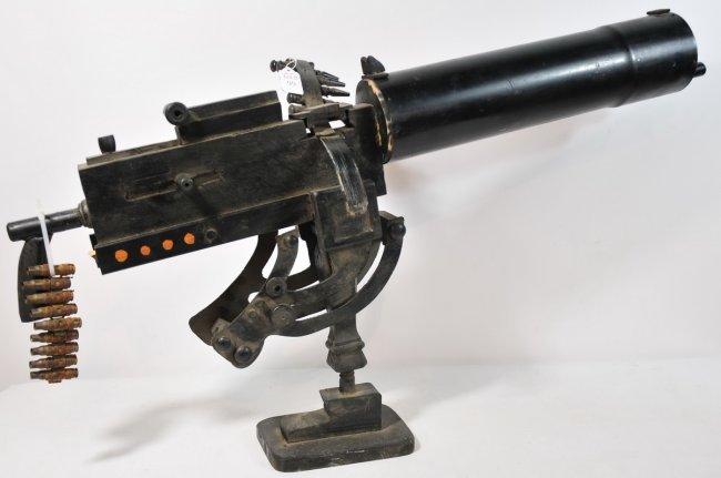 machine gun prop
