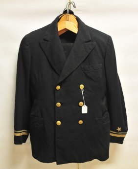Us Navy Lieutenant's Naval Dress
