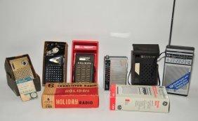 Five Transistor Radios