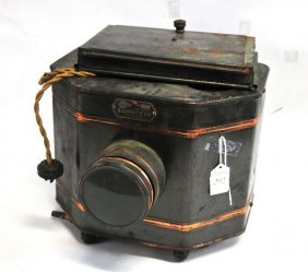 Antique Radioptician Projector