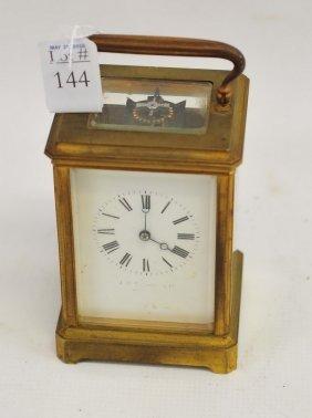 Jf Caldwell Philadelphia Carriage Clock