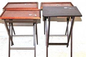 7 Vintage Folding Tv Trays