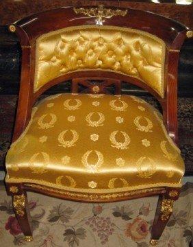 Empire Style Salon Chair