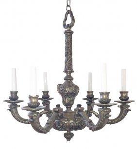 Continental Nickel Plated Renaissance Revival
