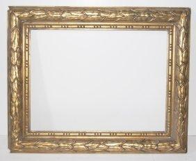 American 1890s Stanford White Frame.
