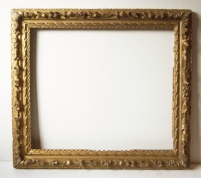 French 18th C. Louis Xiii Frame