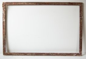 Large American 20th C. Original Prendergast Frame