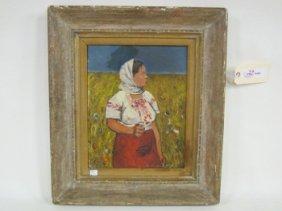 CIKOVSKY, NICOLAIS (1894-1987, Russian/American)