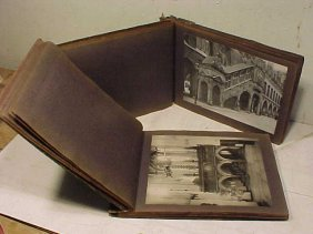Two Photo Albums, Lubeck 1899