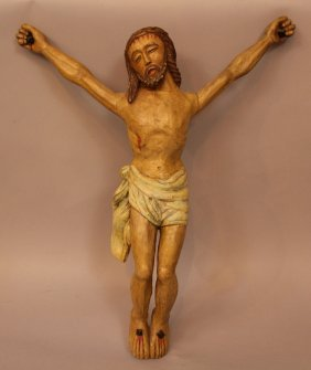 Central European Corpus Christi, Wood Carved In
